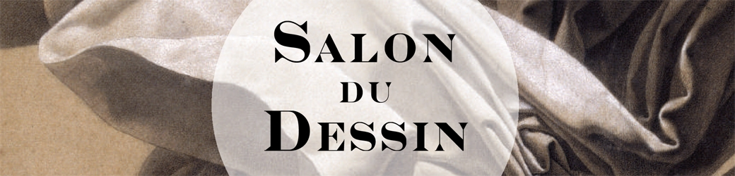 Participation au Salon du Dessin de Paris - 2017